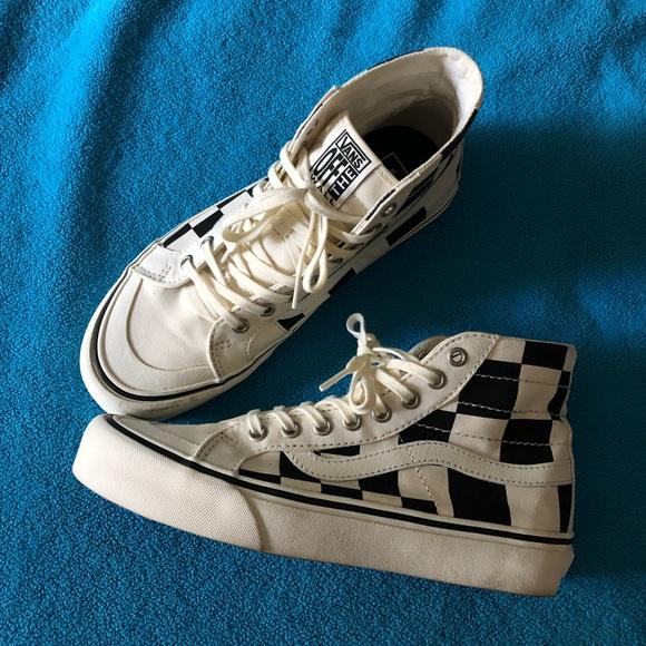 Vans Shoes   Vans Style 38 Mega Check